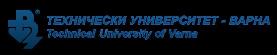 Лого на Електронно обучение ТУ-Варна